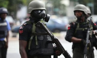 Robbers kill one during attack on Iree banks