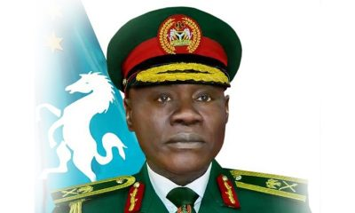 COAS charges troops against bandits