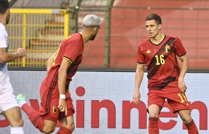 Hazard Belgium Greece