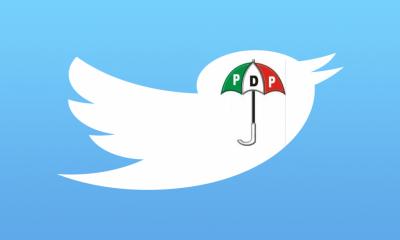 PDP, Twitter