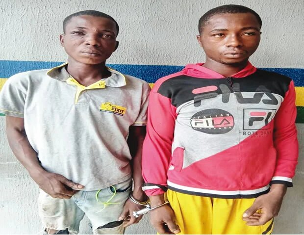 Suspected robbers invade Lagos school during common entrance exam