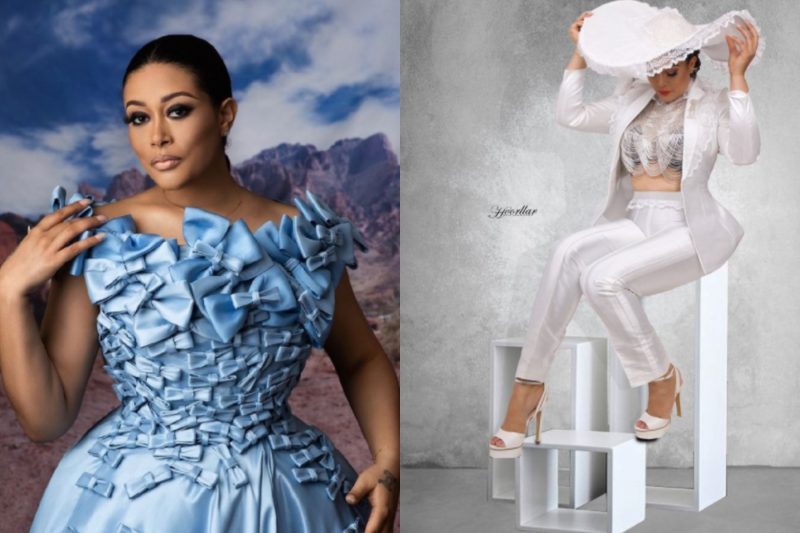 Actress Adunni Ade stuns fans as she turns a year older