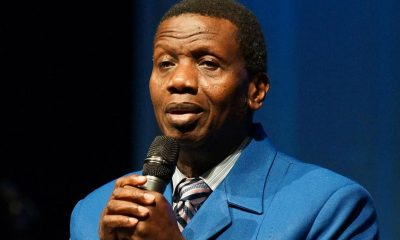 RCCG's Adeboye speaks on eruption of mega churches