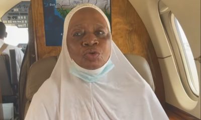 VIDEO: I'd rather remain in Dubai than return to Nigeria - Ighalo's mother