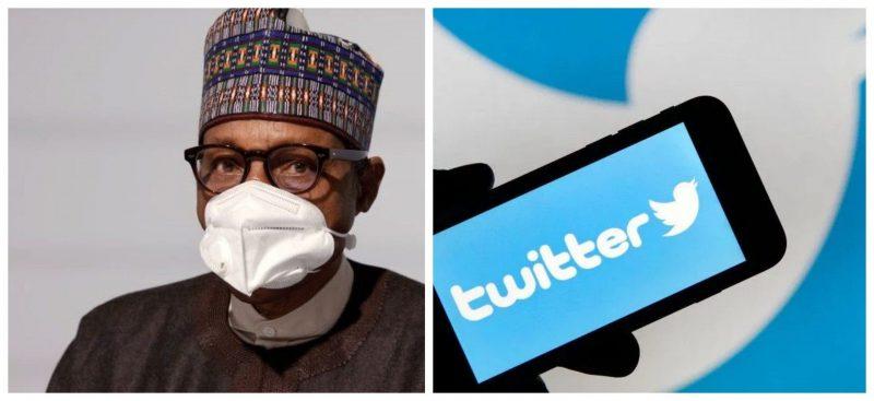Buhari, Twitter