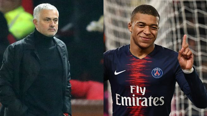 Mourinho, Mbappe