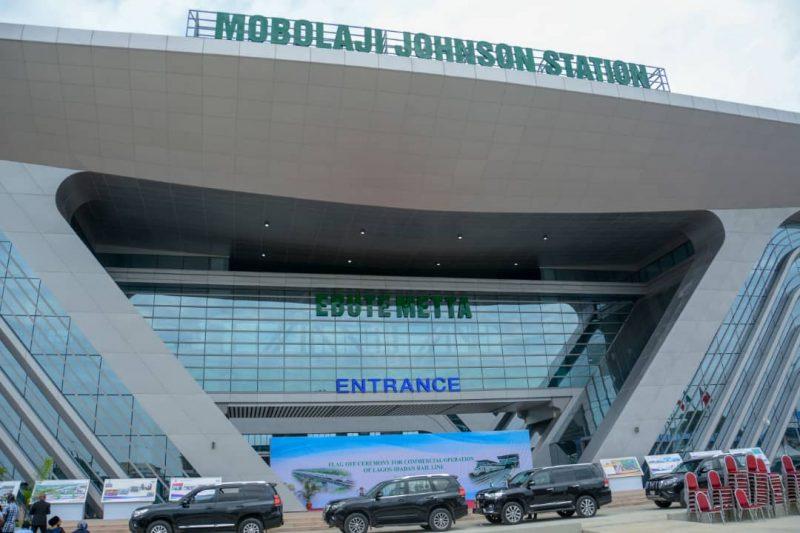 Lagos-Ibadan rail station