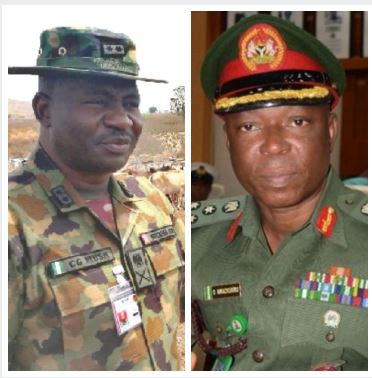 Army engages new spokesman, theatre commander