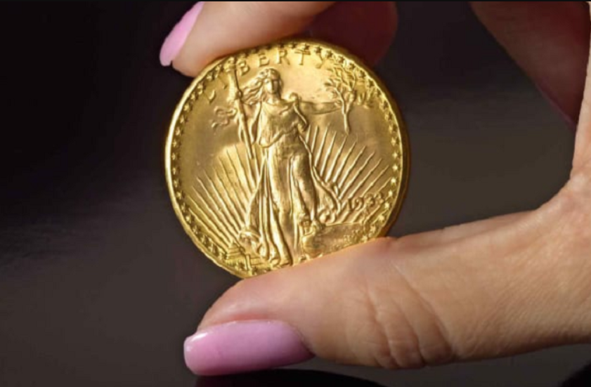 World's most expensive coin