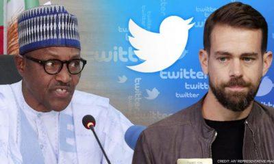 Twitter Buhari DOrsey