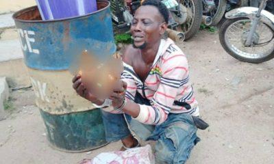 Kabiru Oyedun arrested with female body parts