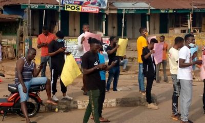 June12 protesters gather in Akure