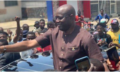 Makinde June 12 protest