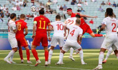 Moore Switzerland Wales Euro 2020