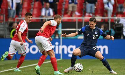 Denmark Finland EURO 2020 Eriksen