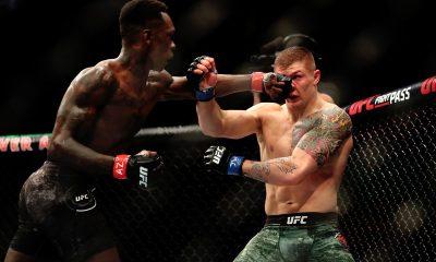 UFC 263, Israel Adesanya, Vettori, middleweight title