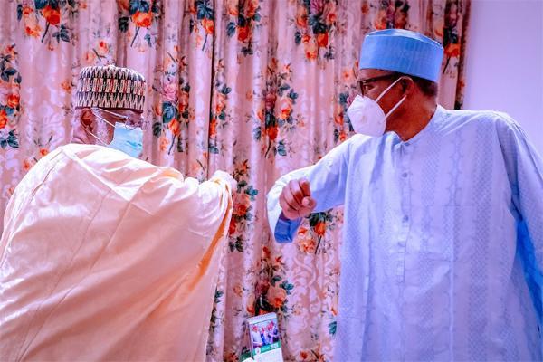 Buhari congratulates Gen. Abubakar at 79