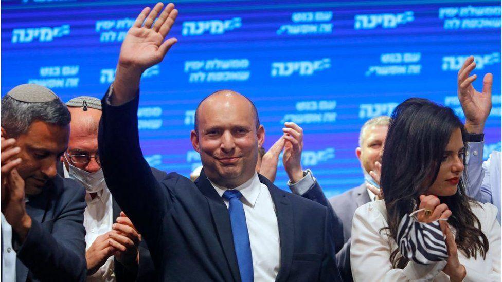 Naftali Bennett Israel