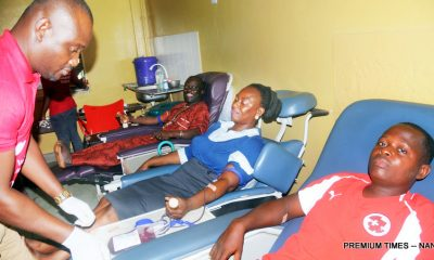 95% blood donation in Nigeria given by commercial donors – physician