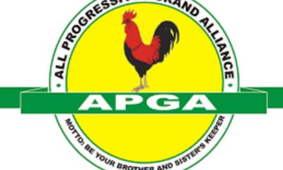 APGA Anambra governorship primary election