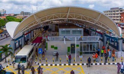 Sanwo-Olu inaugurates Yaba BRT Terminal
