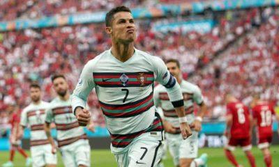 Ronaldo wins EURO 2020 Golden Boot