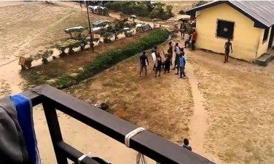 Okere Prison in Delta State
