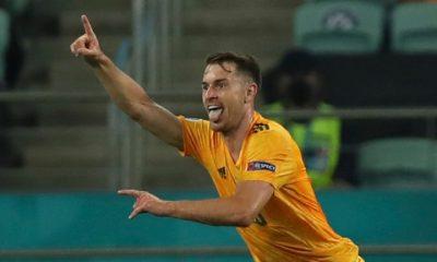 Ramsey scores as Wales beats Turkey 0-2