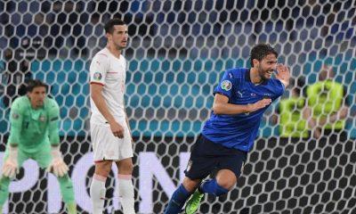 Locatelli Italy Switzerland EURO 2020