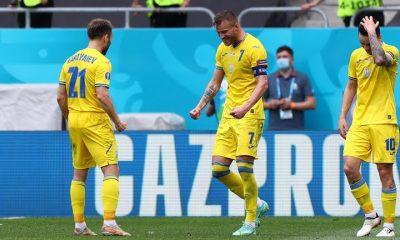 Ukraine North MAcedonia EURO 2020