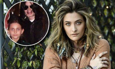 Paris Michael Jackson suicide PTSD