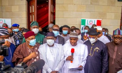 PDP Governors urge NASS to approve e-transmission of electronic results