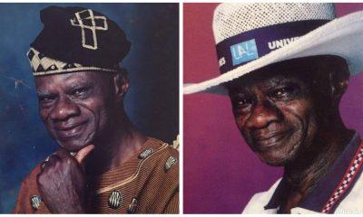 Chief Isaac Fola Alade