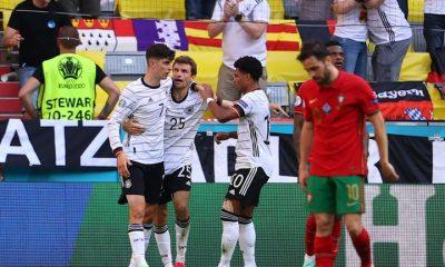 GErmany Portugal EURO 2020