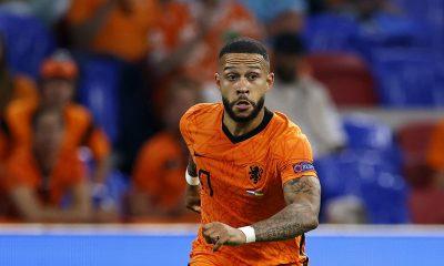 EURO 2020 Depay Barcelona Lyon Netherlands