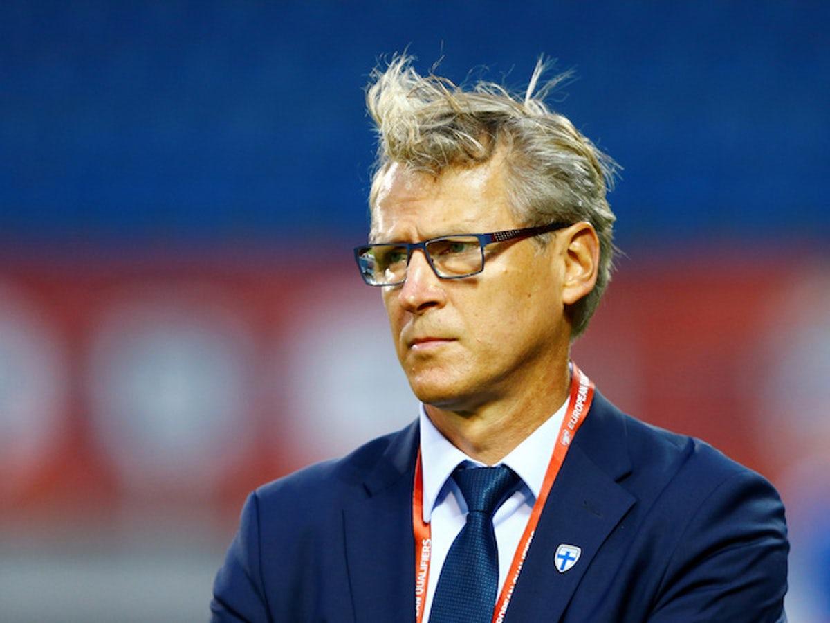 Markku Kanerva Finland Belgium EURO 2020