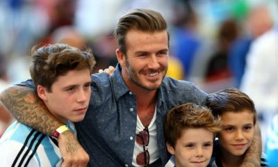 Beckham Father's Day
