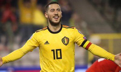 Hazard Belgium FInland EURO 2020
