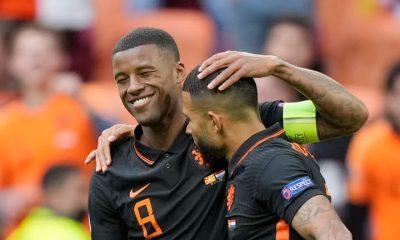 Netherlands North Macedonia EURO 2020