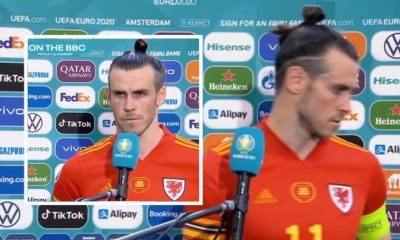 Bale Wales EURO 2020 interview