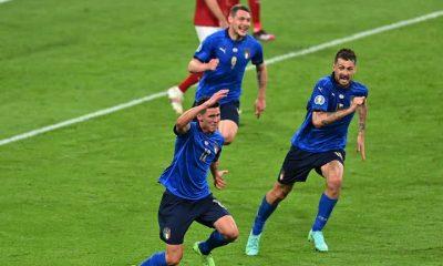 Italy Austria EURO 2020
