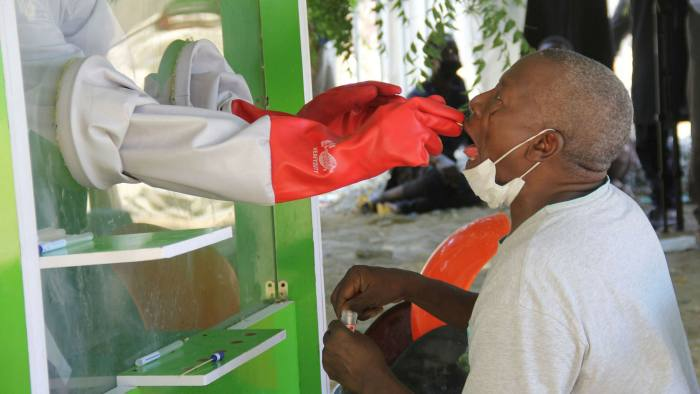 Lagos records 30 of 35 newCOVID-19infections - NCDC