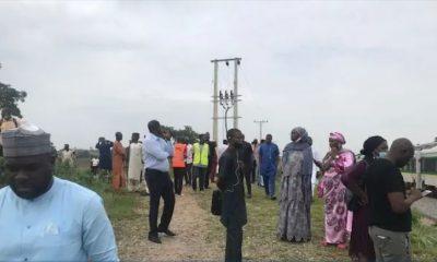Tension as Abuja-Kaduna train conveying passengers breaks down in Dutse bush