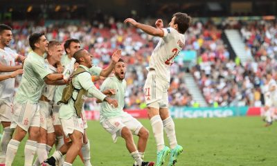 Spain Croatia EURO 2020