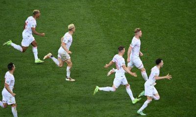 Switzerland France EURO 2020