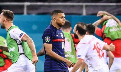 Mbappe France Switzerland EURO 2020 penalty