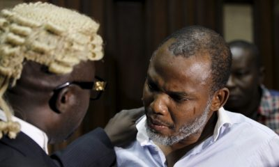Kanu arrested abroad through joint Interpol operation - Malami