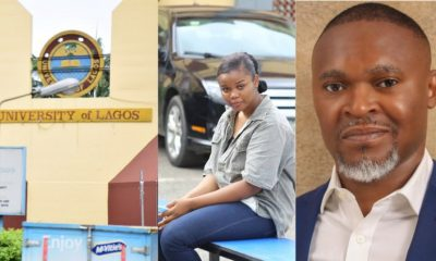Unilag reacts to arrest of 300-level student, Chidinma over the murder of Super TV CEO, Usifo Ataga