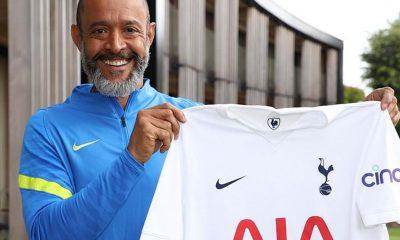 Tottenham appoint Nuno Espirito Santo as new coach