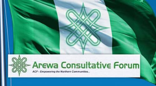 Nothern governors abandonement of Youths, Arewa Consultative Forum
